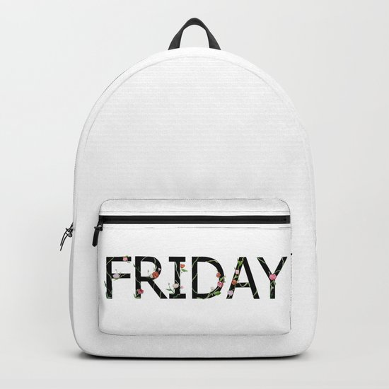 Friday Backpack