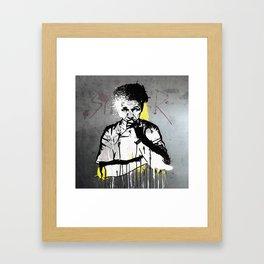 Sinner Ramsay  Framed Art Print