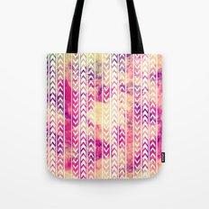 Geometric in Watercolor Tote Bag
