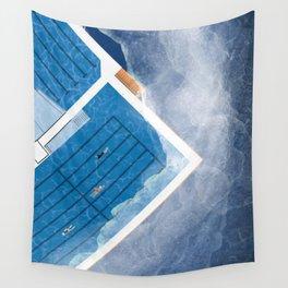 Bondi Icebergs Pools  Wall Tapestry
