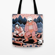 Death in Space II Tote Bag