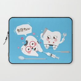 SM Tooth Laptop Sleeve