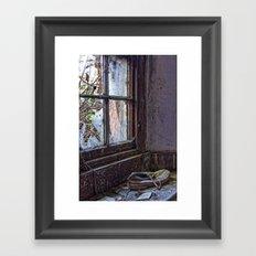 The Shoe Framed Art Print