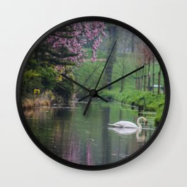 River of Recluse Wall Clock