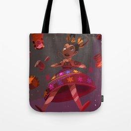 Mexican Alicia in Wonderlandia Tote Bag