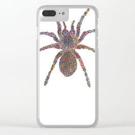 Tarantula Clear iPhone Case