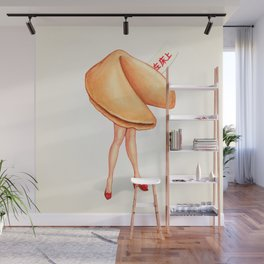 Fortune Cookie Pin-Up Wall Mural