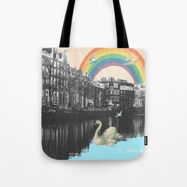 LOVE FROM AMSTERDAM!  Tote Bag