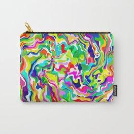 Fluid Rainbow Carry-All Pouch