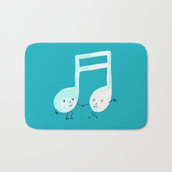 Our Song Bath Mat