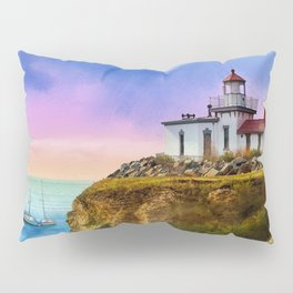 The Island Of Kefalonia, Greece Pillow Sham