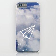 Paper Plane iPhone 6 Slim Case