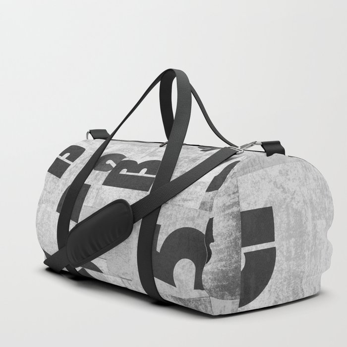 Abstract pattern 51 Duffle Bag