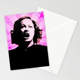 Mommie Dearest - No Wire Hangers, Ever - Pop Art Stationery Cards