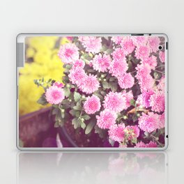Vintage - Flower Pots Laptop & iPad Skin