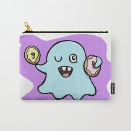 Is That More Food? The Elusive Donut Ghost. Carry-All Pouch