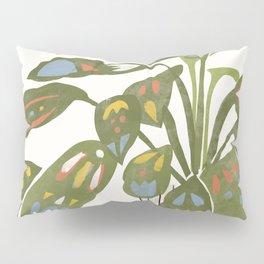 Scandinavian Plant Pillow Sham