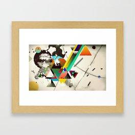 Flourine III Framed Art Print