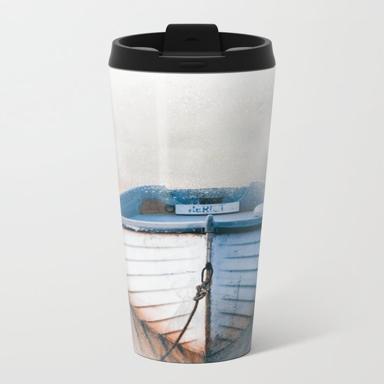 Boat Metal Travel Mug