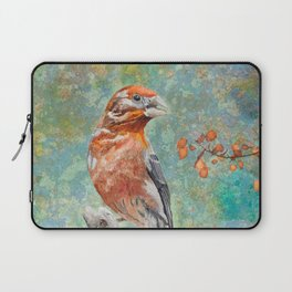 Looking Forward To The Spring Laptop Sleeve