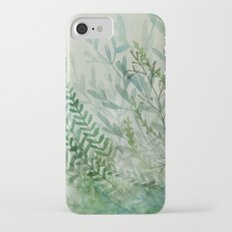 Ferns and Fog Slim Case iPhone 7