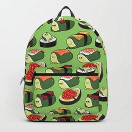 Sushi Avocado Backpack