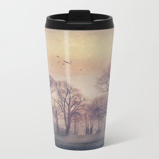 Serenade Metal Travel Mug