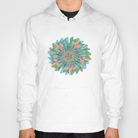 funky Hoodies featuring Funky Flower by DesignsByMarly