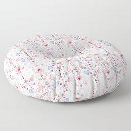 Tears of joy Floor Pillow