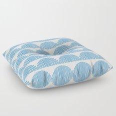 Little clouds Floor Pillow