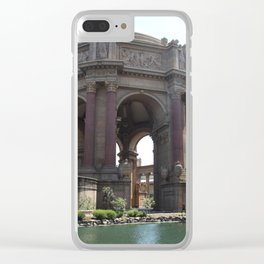 Palace Of Fine Arts - San Francisco Clear iPhone Case