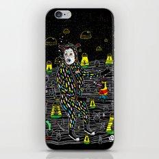 abduccion! iPhone & iPod Skin