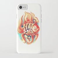 stay gold iPhone & iPod Cases featuring Stay Gold by Jared Yamahata