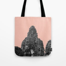 Angkor Wat with beige Tote Bag