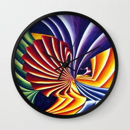 Doorways Wall Clock