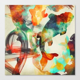 Life Cycle Canvas Print