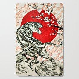 Japan Tiger Cutting Board