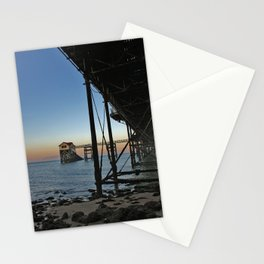 Pier & Posts. Stationery Cards