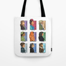 She Series Collage - Real Women Version 1 Tote Bag