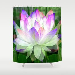The Gathering... Shower Curtain