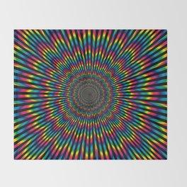 Psychonaut Throw Blanket