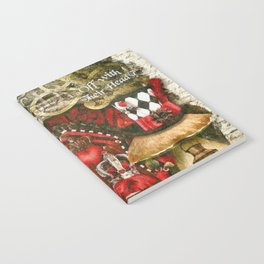 Queen of the Hearts Notebook