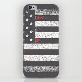 Flag U.S. American United States Retro iPhone Skin