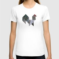 rooster T-shirts featuring ROOSTER by TANGRAMMAR