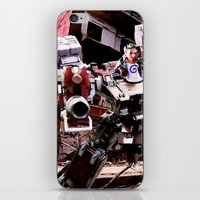 full metal alchemist iPhone & iPod Skins featuring Full Metal Jacket by Danielle Tanimura