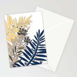 Grass field Stationery Cards