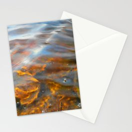 #The lake's bottom of beauty Stationery Cards