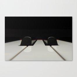 PIANO MUSIC - A DO-RE-ME Canvas Print