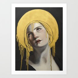 Sainthood Art Print