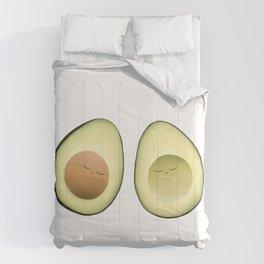 Avocado Friends Comforters
